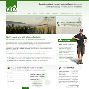 Vine Management Services
