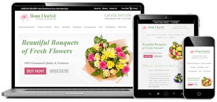 Ilam Florist uses AdWords to sell more flowers online