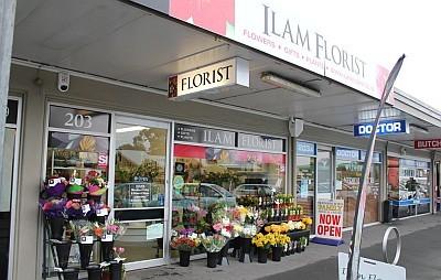 Ilam Florist shop