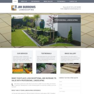 Jim Burrows Landscaping