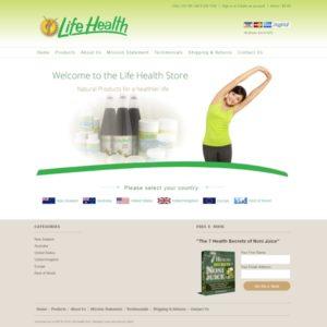 Life Health Noni